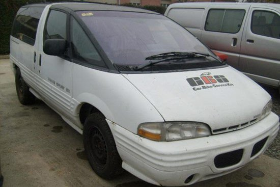 1994-es Pontiac Trans Sport SE 86.500 forinttól