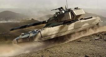 Új tankot fejleszt Oroszország