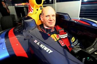 F1: Legendává avatták a Red Bull-tervezőt
