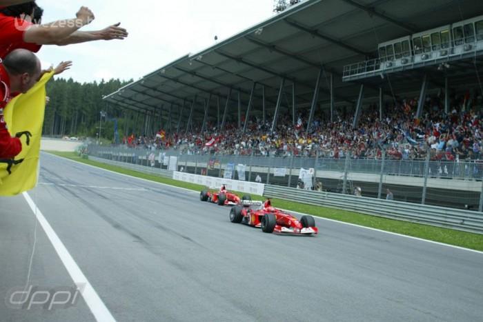 2002, Ausztria, Barrichellónak át kell adnia a győzelmet