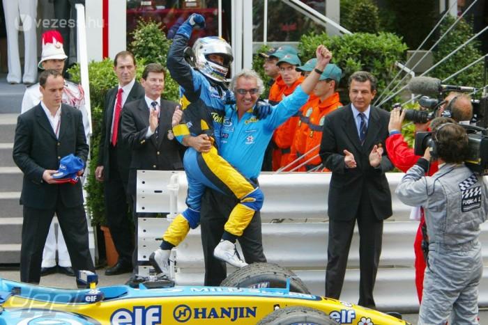 2004, Monaco, Trulli első és egyetlen győzelme