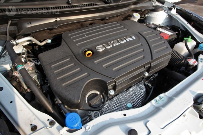 Nincs technikai K.O, de igazi sportmotor a Swifté. Vadul pörög, jól húz és csodásan veszi a gázt