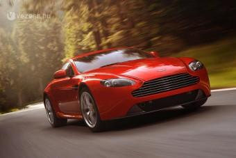 Megújul a legkisebb Aston Martin