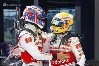 F1: Button idén is elveri Hamiltont?