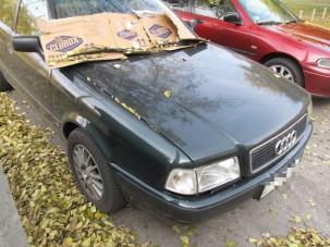 Ellopta és beköltözött az Audiba