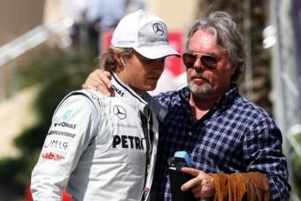 F1: Rosberget lebeszélték a Ferrariról