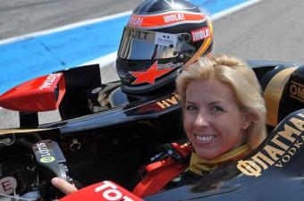 F1: Eljött a női pilóta ideje?