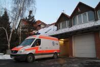 240-nel száguld a leggyorsabb magyar mentő 10