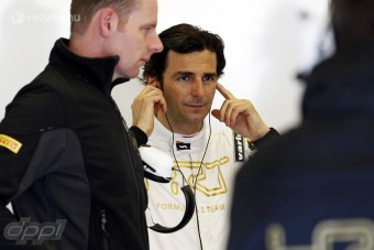 F1: Megint főnök lett a veterán