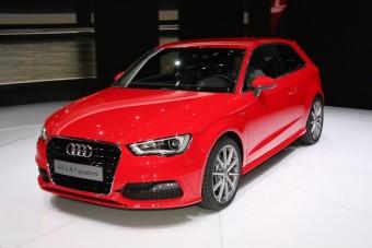 Először ültünk az új kompakt Audiban