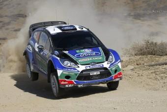 Így látta a Ford a Mexikó-ralit