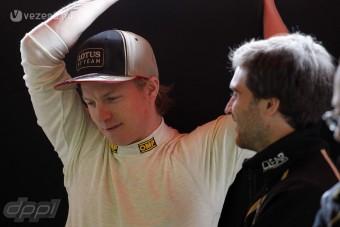 F1: Räikkönen nem tudja, milyen autót vezet