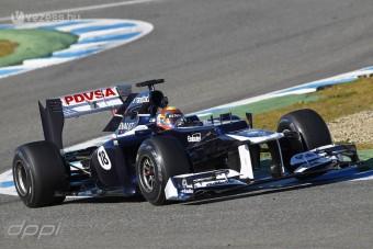 F1: A Williams nem kapkod keresztapa után