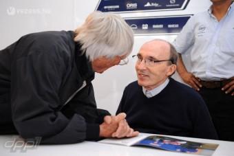 F1: Ecclestone csinálta ki a Williams-vezért?