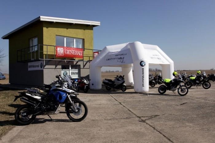 A Generali is partner a BMW motoros tréningprogramban. Naná - minden biztosítónak jó, ha kevesebb fogalmatlan motoros kóvályog az utakon