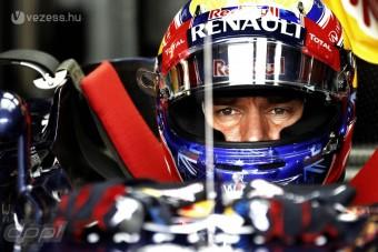 F1: Webbernek elege lett a rádióból