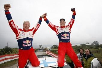 Loeb nélkül is nyert a Citroën