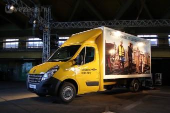 Renault kishaszonjárművek testközelből