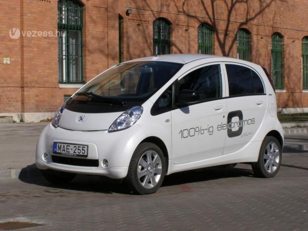 Meddig visz biztosan a Peugeot iOn?