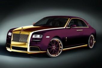 Förtelmes Rolls 670 millióért
