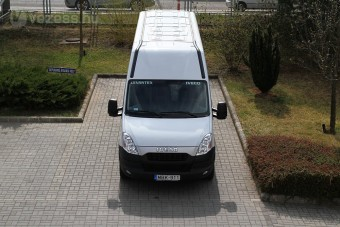 Halhatatlan: Iveco Daily CNG