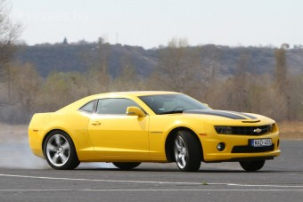 Chevrolet Camaro: domesztikált fenevad