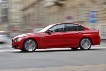 Újra kéne benzines BMW!