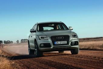 Takarékosabb az új Audi Q5