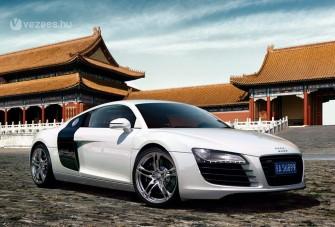 Továbbra is csúcsformában az Audi