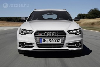 Vezettük: Audi S7 Sportback - Cizellált vadállat
