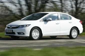 Honda Civic - Megáll az idő