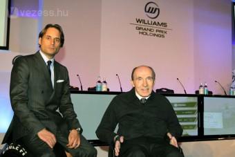 A Williams-elnököt zavarta az F1