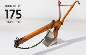 175 éves a John Deere