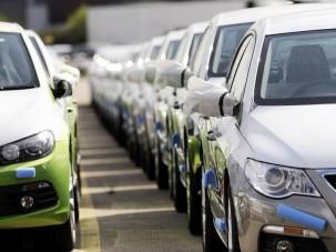 Jelentősen nőtt az új autók forgalma