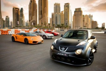 Gyártásba kerül a legdurvább Nissan