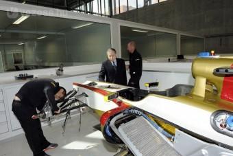 F1: Beszippantotta a Varázsdoboz az elnököt
