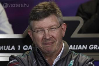 F1: Kidőlt a Mercedes-főnök