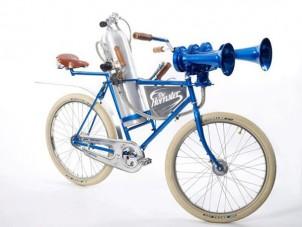 Repülőnél hangosabb bicikliduda