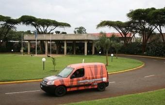 Elektromos autóval Afrikán át