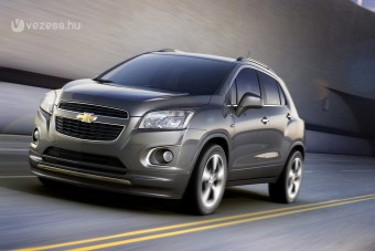 Apró terepes a Chevrolet-től
