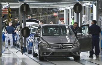 Mi újság a magyar Mercedes-gyárban?