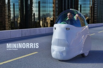 Ha Chuck Norris autó volna