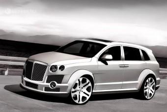 Audiból lehet csúf Bentley