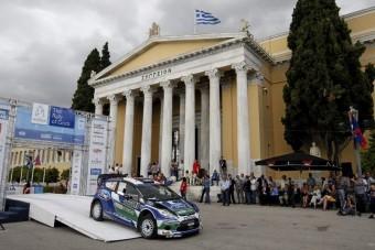 Videó: Elindult a Görög-rali