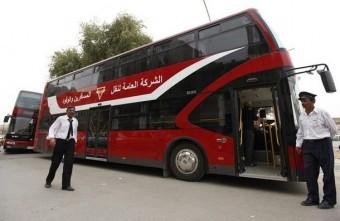 Újra emeletes buszok Bagdadban