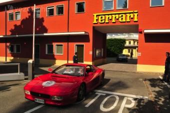 Mindenkit hazaküldtek a Ferraritól