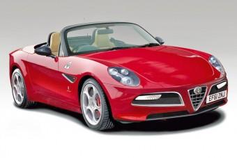 Ilyen lehet az új Alfa Spider