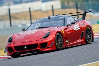 750 lóerős Ferrari az áldozatokért