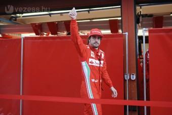 F1: Hülyeség, hogy Alonso 30 millió eurót keres