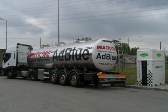 AdBlue-t - csak tiszta forrásból